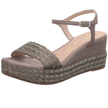 Unisa Sandalette grau