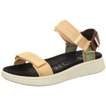 Woden Sandale beige