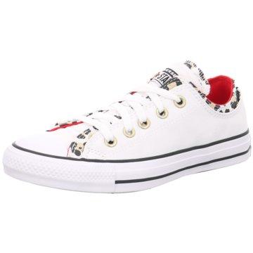 Converse Sneaker Low weiß