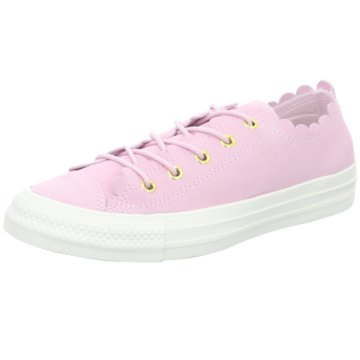 Converse Sneaker LowCHUCK TAYLOR ALL STAR - OX - PINK F rot