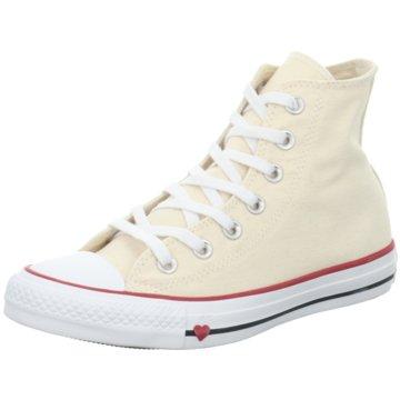 Converse Sneaker High beige