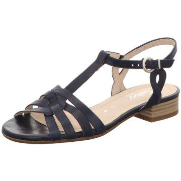 Gabor comfort Sandale blau