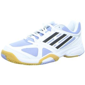 adidas HallenschuheOpticourt Ligra 2 Women blau