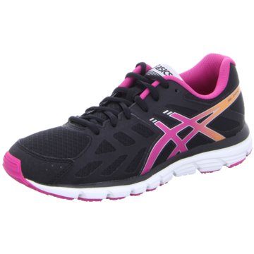 asics Natural Running schwarz