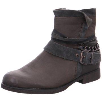 Trendy Stiefel Damen Schuhe Overknee 1348 Olive 39