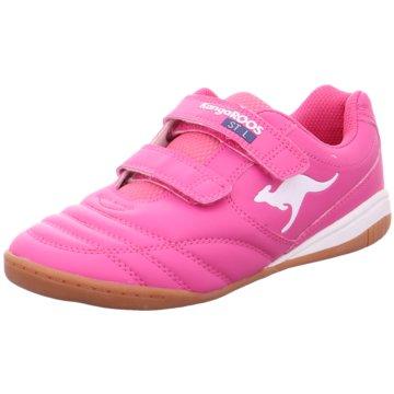 KangaROOS Trainings- und Hallenschuh pink