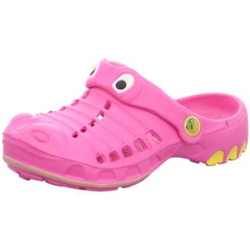 Softwaves Clog pink
