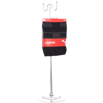 Puma BoxershortsBasic Boxer 2er Pack schwarz