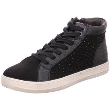 Idana Sneaker High schwarz