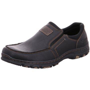 Supremo Komfort Slipper schwarz