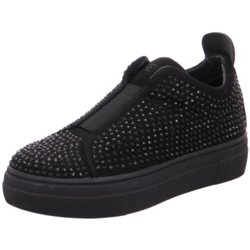 CAFèNOIR Sneaker World schwarz