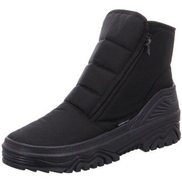 Antarctica Komfort Stiefel schwarz
