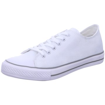 Jane Klain Sneaker Low weiß
