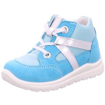 Superfit Sneaker High blau
