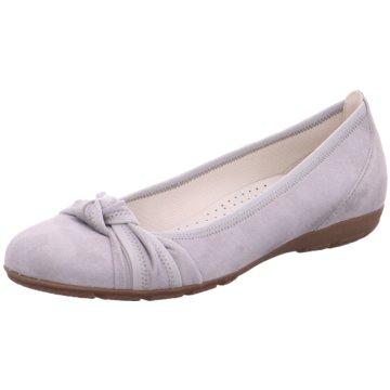 Gabor Klassischer BallerinaBallerina grau