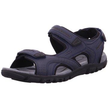 Geox Outdoor SchuhSandale blau