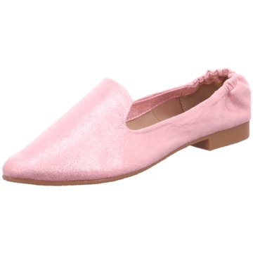 Buffalo Slipper rosa