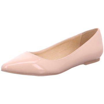 Buffalo Ballerina rosa