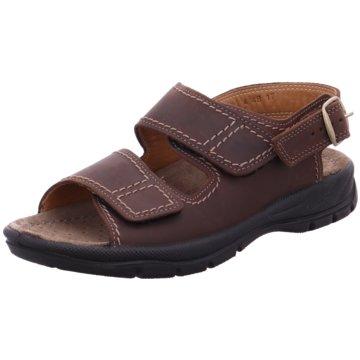 Jomos Komfort SchuhActiva braun