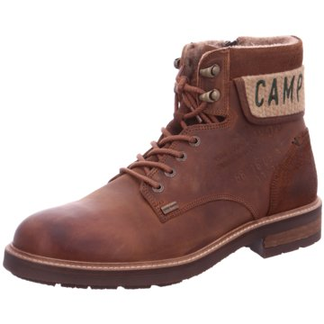 Camp David Boots Collection braun