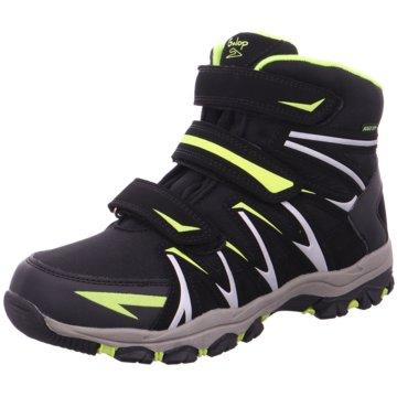 Hengst Footwear Klettstiefel schwarz