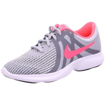 Nike - NIKE REVOLUTION 4 (GS),WOLF GREY/RA -