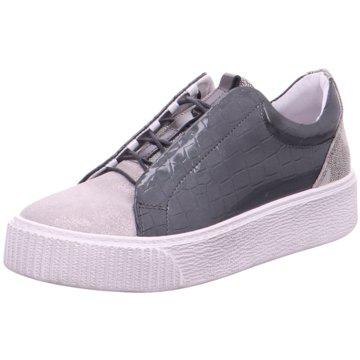 66db962a7ff7b1 Online Shoes Plateau Sneaker grau