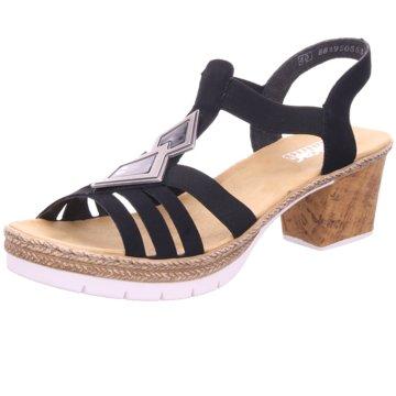 Rieker Sale Damen Sandaletten reduziert online kaufen