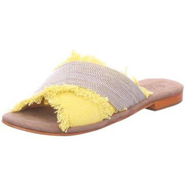 xyxyx Pantolette gelb