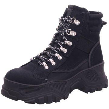 Buffalo BootsFendo schwarz
