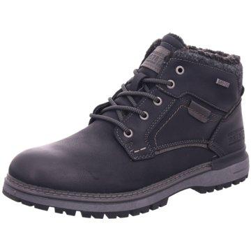 Pep Step Komfort Stiefel schwarz