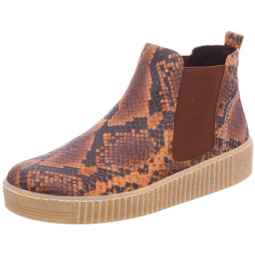 Gabor Chelsea Boot animal