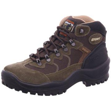 Grisport Outdoor Schuh grün