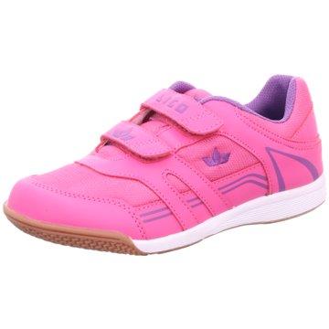 Geka Trainings- und Hallenschuh pink