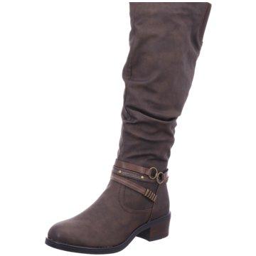Hengst Footwear Klassischer Stiefel braun