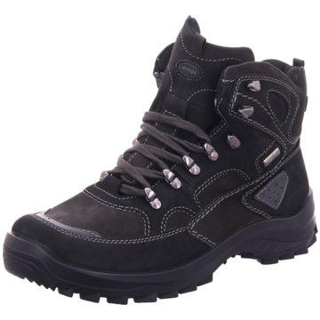 Jomos Outdoor Schuh schwarz