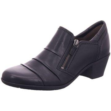 Gabor Komfort Slipper schwarz