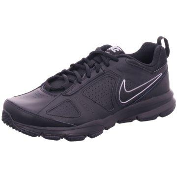 Nike TrainingsschuheT-LITE XI - 616544-007 schwarz