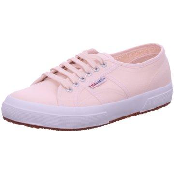 Superga Sneaker Low rosa