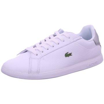 Lacoste Sneaker LowGRADUATE 120 1 SFA weiß