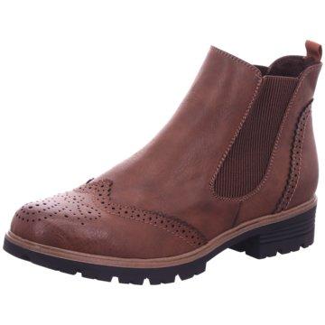 Jane Klain Chelsea Boot braun