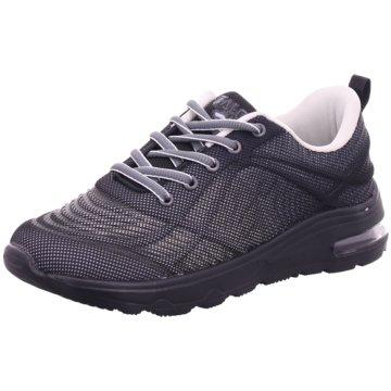 Hengst Footwear Sportlicher Schnürschuh grau