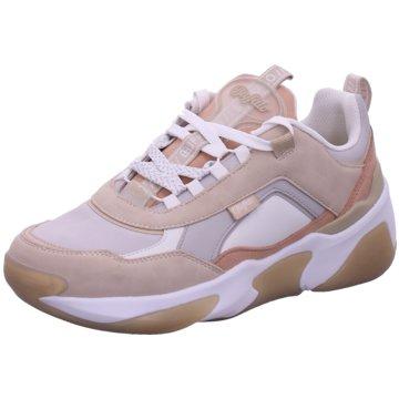 Buffalo Plateau Sneaker beige
