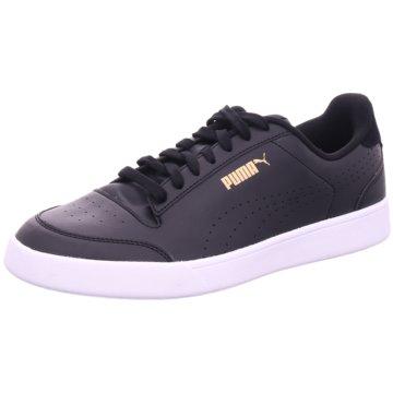 Puma Sneaker Low SHUFFLE PERF - 380150 schwarz