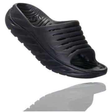 Hoka Outdoor SchuhW ORA RECOVERY SLIDE - 1099674 schwarz