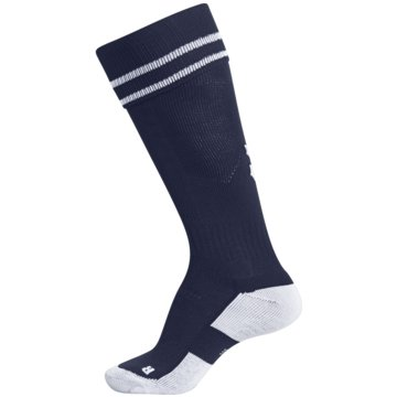 Hummel Hohe SockenELEMENT FOOTBALL SOCK - 204046 blau
