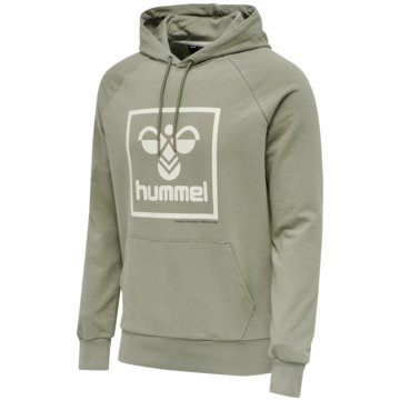 Hummel HoodieshmlISAM HOODIE - 206521 grün