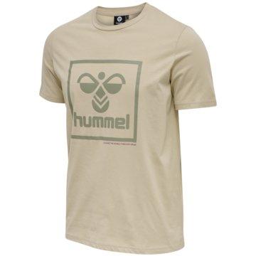 Hummel T-ShirtsISAM T-SHIRT - 211170 beige