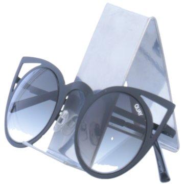 Quay Sonnenbrillen schwarz