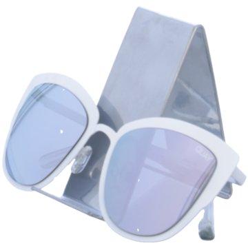 Quay Sonnenbrillen weiß